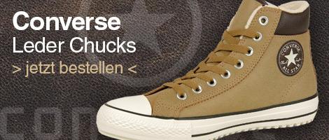 Converse-leder-chucks