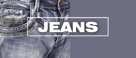 Cargohosen, Jogger und Jeans