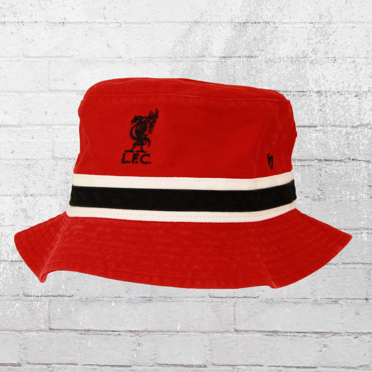 47 Brand Liverpool FC Bucket Sommer Hut rot