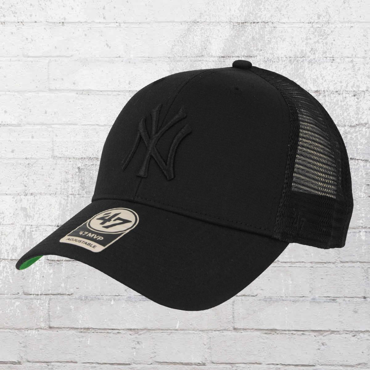47 Brand MLB Trucker Cap New York Yankees schwarz
