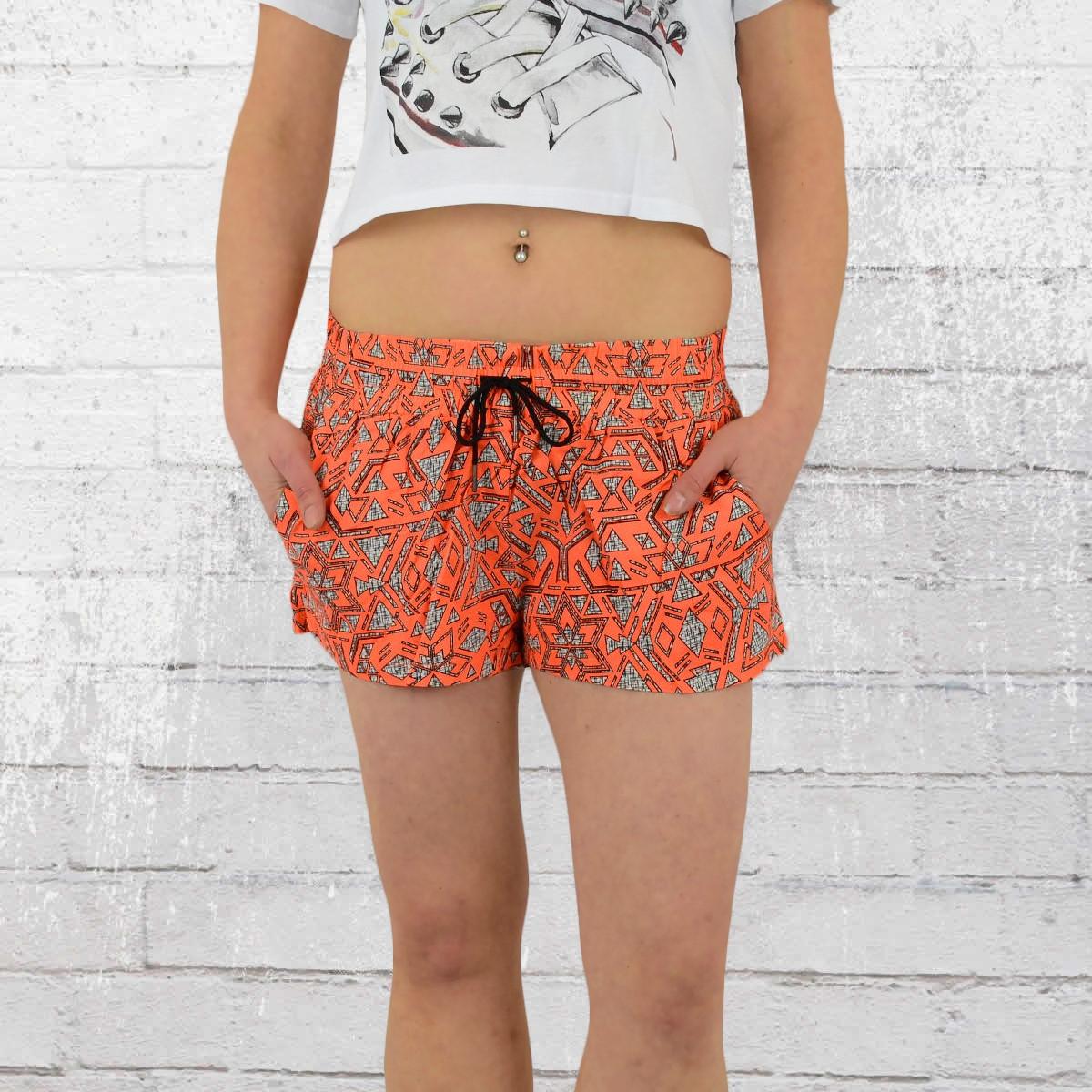 All About Eve Neon Bliss Short Damen orange
