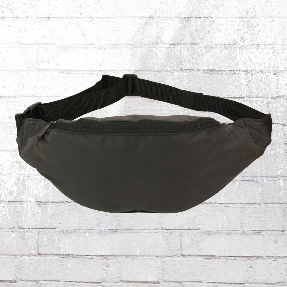 Bag Base Gürteltasche Reflective Belt Bag schwarz