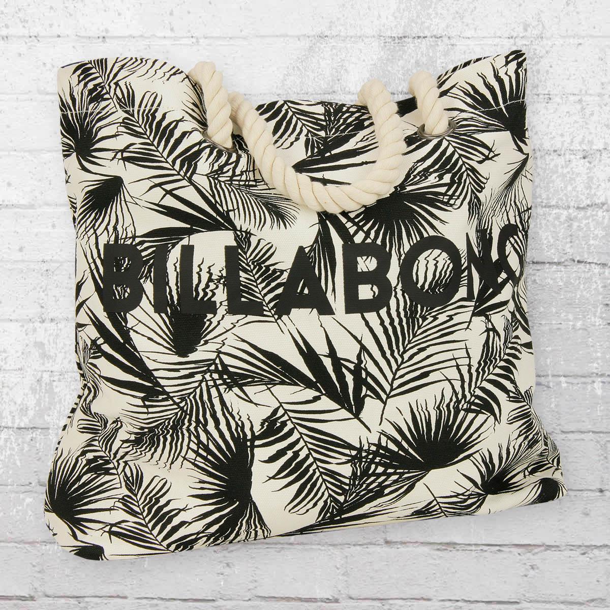 jetzt bestellen billabong damen tasche essential bag weiss schwarz krasse. Black Bedroom Furniture Sets. Home Design Ideas
