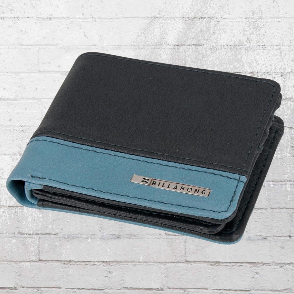 Billabong Geldbörse Dimension Wallet Portemonnaie blau
