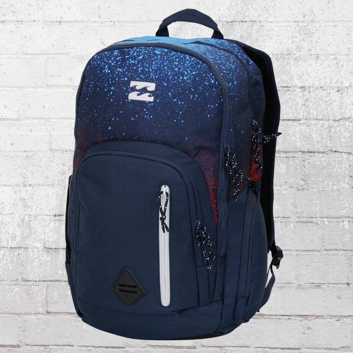 Billabong Laptop Rucksack Command Pack blau