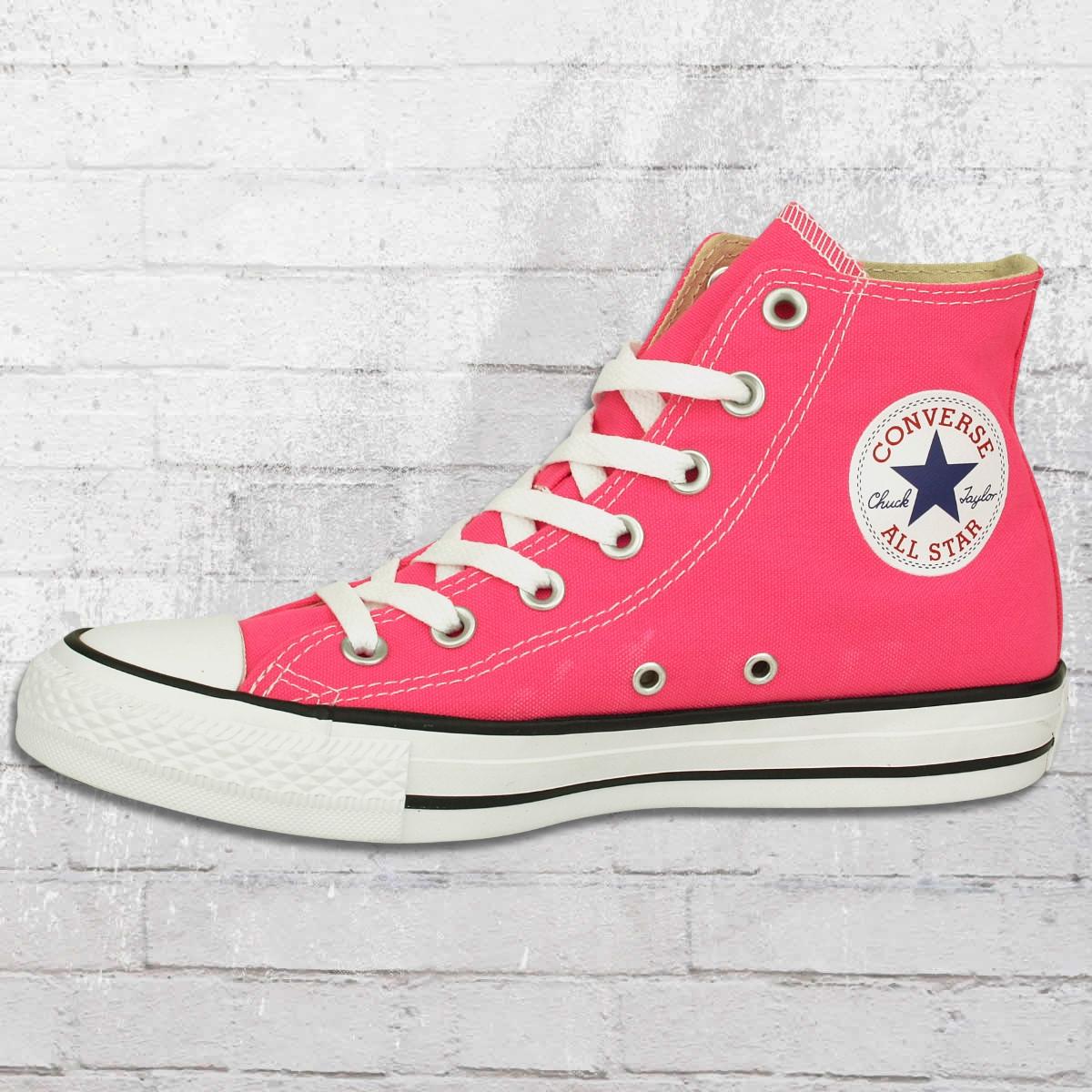 Converse Unisex Chucks CT High 157612 C Schuhe neon pink