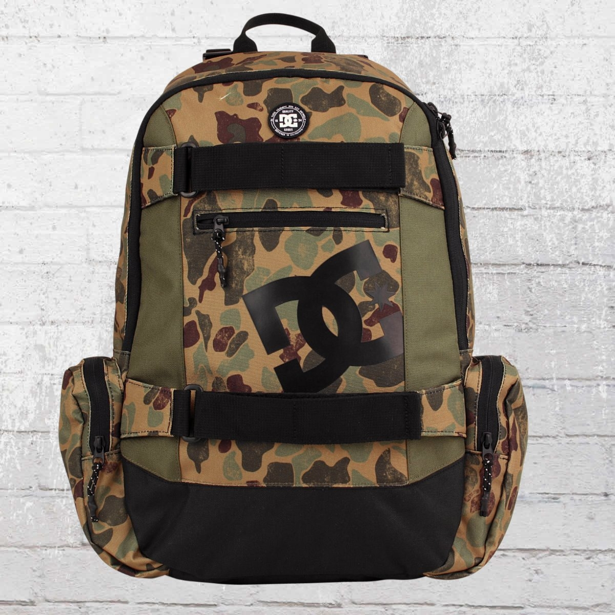 DC Shoes Rucksack The Breed Backpack camouflage