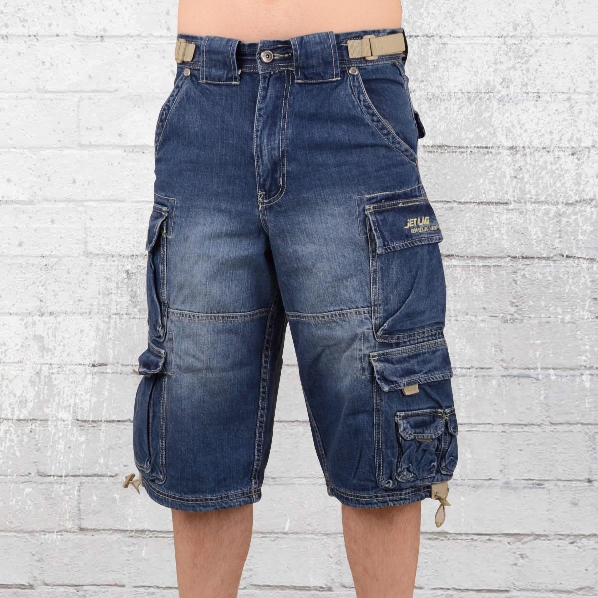 jetzt bestellen jet lag m228nner jeans short 007 b