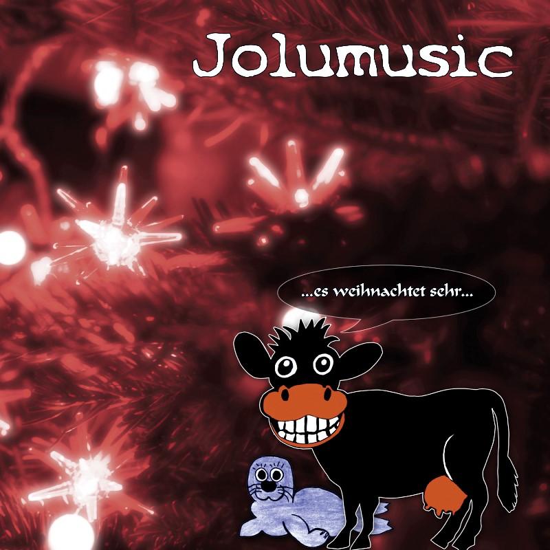 Jolumusic CD es weihnachtet sehr