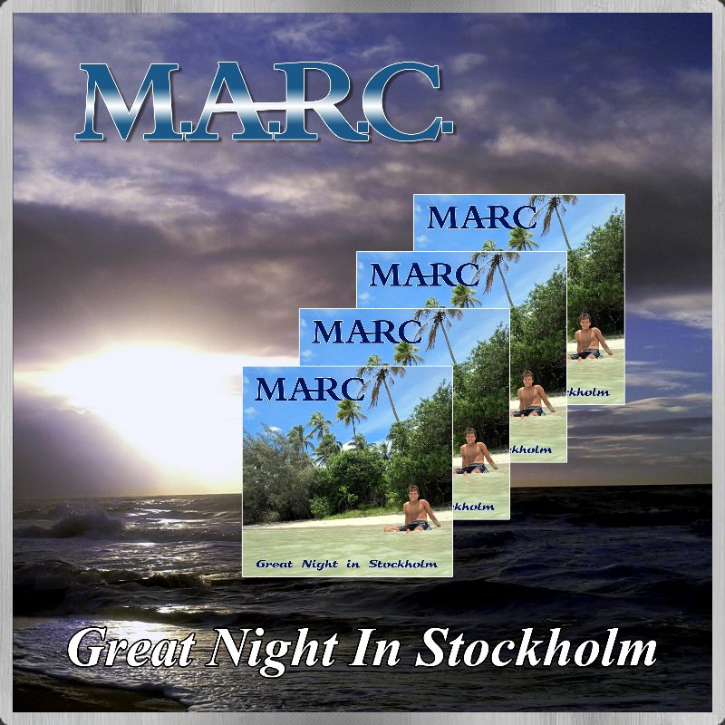 M.A.R.C. Single CD 'Great Night In Stockholm'