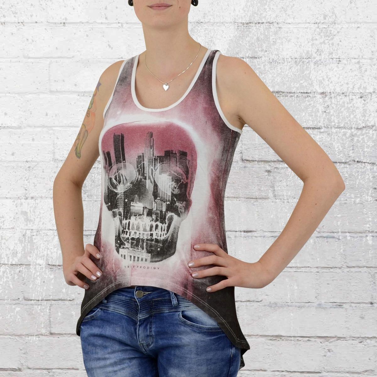 Jetzt bestellen | Trueprodigy Frauen T-Shirt Urban Skull ...