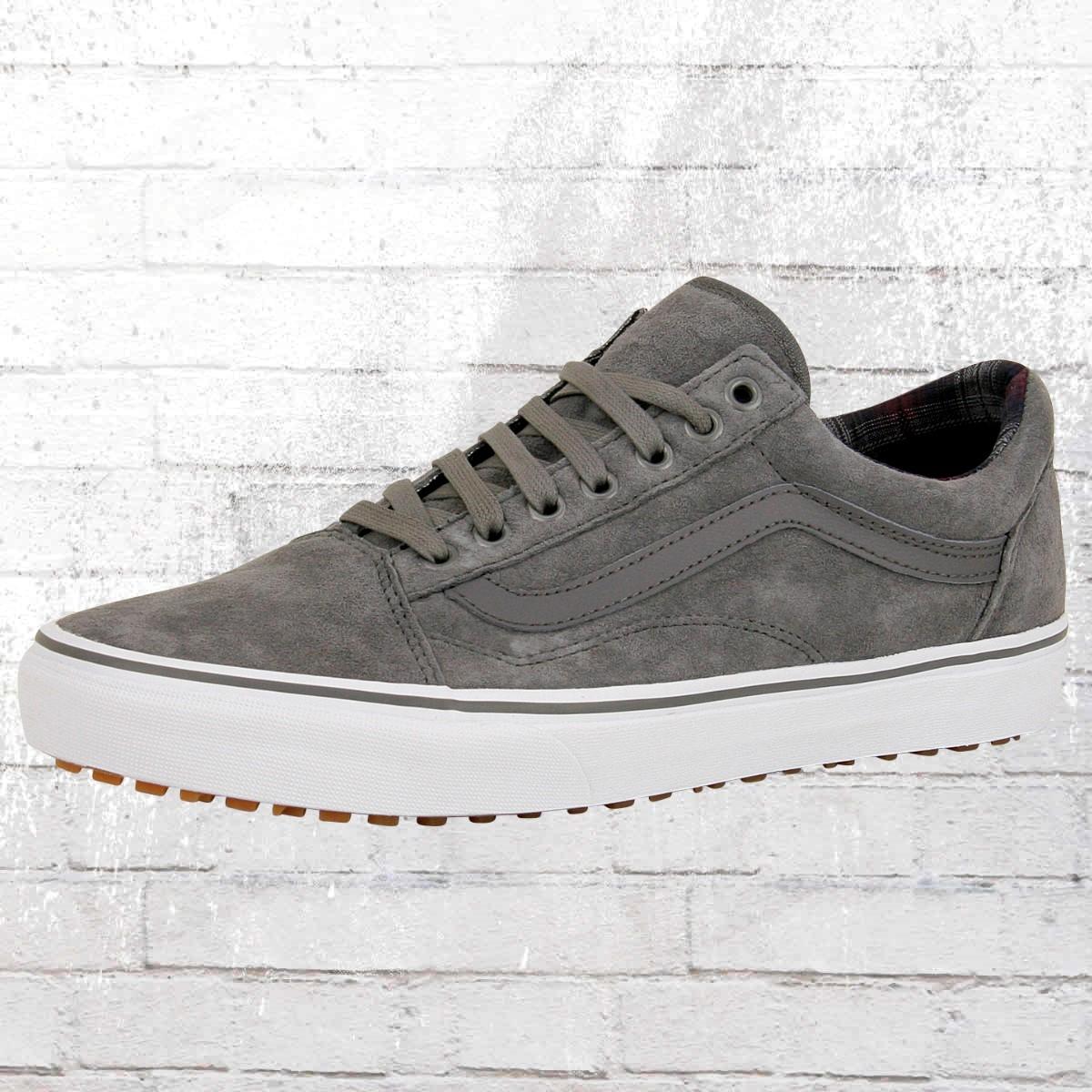 VANS Male Shoes Old Skool MTE Winter Sneaker grey