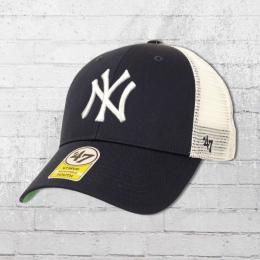 47 Brand Kinder Kappe New York Yankees MLB Trucker Cap blau weiss