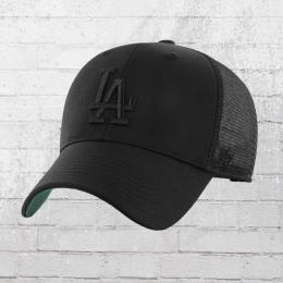 47 Brand Los Angeles MLB Trucker Cap LA Dodgers schwarz
