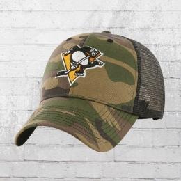 47 Brand Trucker Cap Pittsburgh Penguins camouflage
