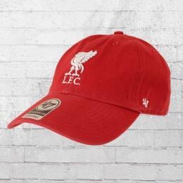 47 Brands Cap Liverpool FC Mütze rot