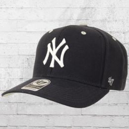 47 Brands New York Yankees Strapback Cap blau