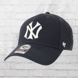 47 Brands NY Yankees Kappe Cooperstown Collection blau