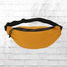 Bag Base Bauchtasche Recylcled Waistpack gelb