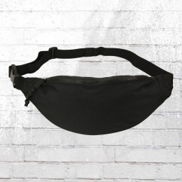 Bag Base Bauchtasche Recylcled Waistpack schwarz