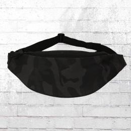 Bag Base Gürteltasche schwarz camo