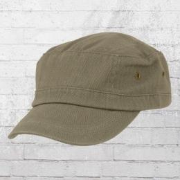 Beechfield Mütze Urban Army Cap grün
