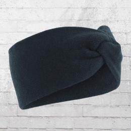 Beechfield Twist Stirnband dunkel blau