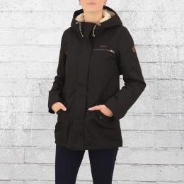 Billabong Damen Winter-Jacke Faciliti schwarz