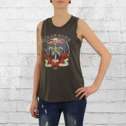 Billabong Frauen Tank Top Banjo Dream vintage schwarz