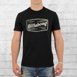 Billabong Herren T-Shirt Labrea Tee schwarz