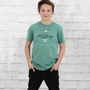 Billabong Kinder T-Shirt Chopper Boys hellgrün
