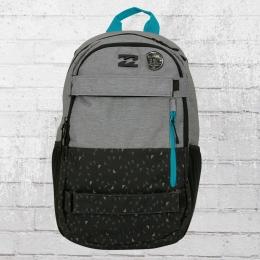 Billabong Laptop Rucksack No Comply Backpack grau