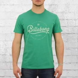 Billabong Männer T-Shirt Outfield grün