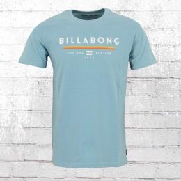 Billabong Männer T-Shirt Unity hell blau