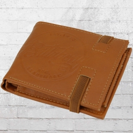 Billabong Portemonnaie Locked Wallet hellbraun
