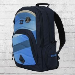 Billabong Relay Backpack Rucksack mit Laptopfach blau