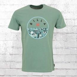 Billabong Rotorfill Männer T-Shirt grün