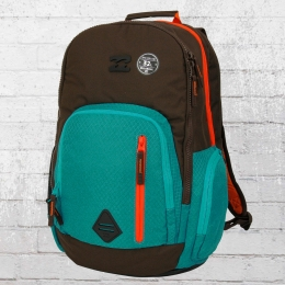 Billabong Rucksack Command Backpack braun türkis