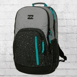 Billabong Rucksack Command Laptop Backpack grau schwarz