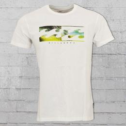 Billabong T-Shirt Herren Inverse weiss