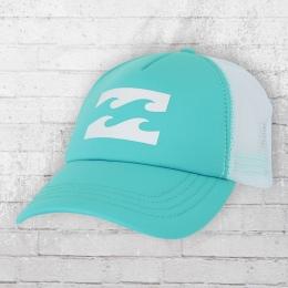 Billabong Truckercap Billabong Trucker Cap Mesh Hat türkis weiss