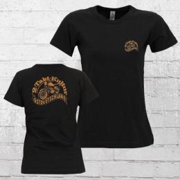 Bordstein Frauen T-Shirt 2 Takt Kultur II ETZ 250 schwarz