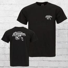 Bordstein Herren T-Shirt 2Takt Klassiker TS150 2 schwarz