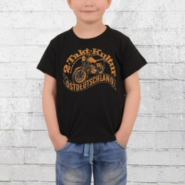 Bordstein Kinder T-Shirt 2 Takt Kultur ETZ 250 schwarz
