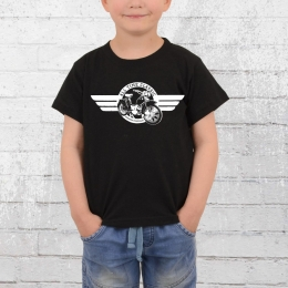 Bordstein Kinder T-Shirt SR2 schwarz