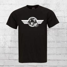 Bordstein SR 2 Herren T-Shirt schwarz