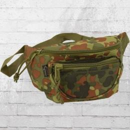 Commando Gürteltasche Bauchtasche flecktarn camouflage