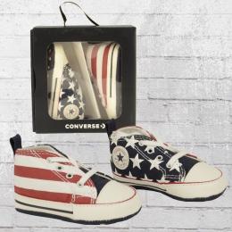 Converse Baby Schuhe First Star Lauflernschuhe stars n stripes