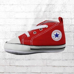 Converse Baby Schuhe First Star 88875 rot