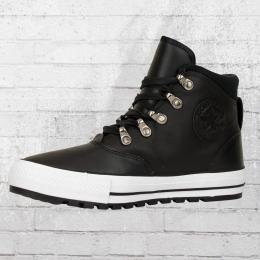 Converse Leder Schuhe Chucks 557916 C Ember Boot High schwarz